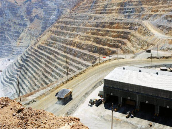 Copper mine shutterstock 57700102