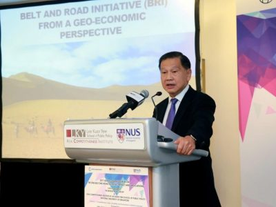 Group Chairman Liew Mun Leong giving the keynote address at the Asia Economic Forum  1024x682 1