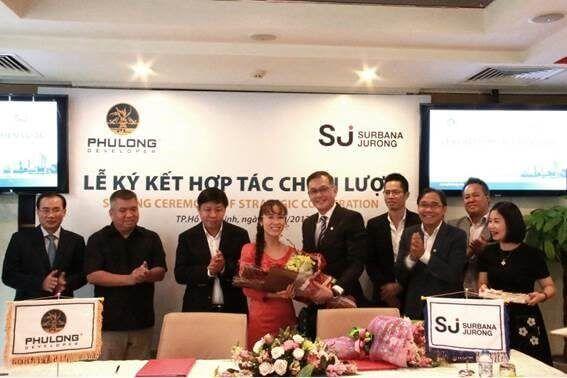 SJ MOU with Phu Long