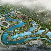 i3 2018 IFLA Han Cheng Riverfront
