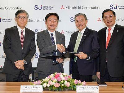 i3 2018 SJ Capital Mitsubishi MOU