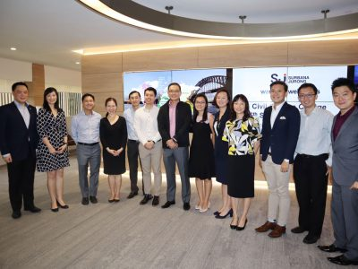 i3 2018 singapore public service officials learn from surbana jurongs overseas strategy