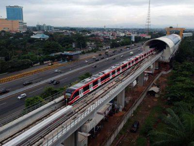 LRT Jabodebek 1