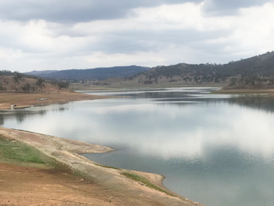 Dungowan Dam Project Win