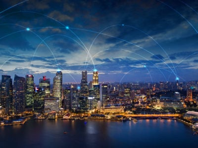 Smart City image shutterstock 1749011633 scaled