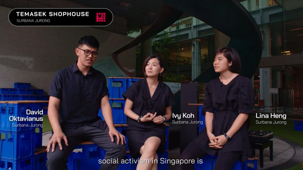 Temasek Shophouse team