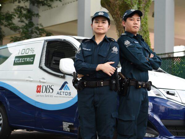 EV AETOS partners DBS scaled