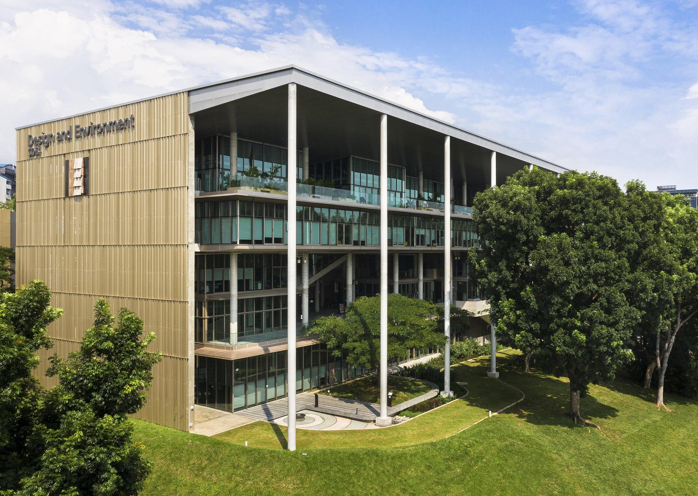 NUS School of Design & Environment 4