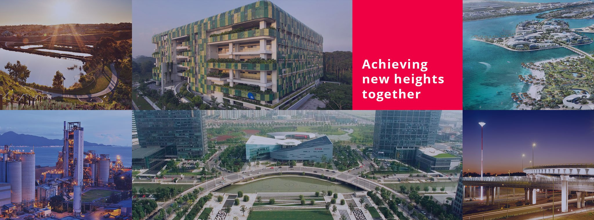 Surbana Jurong & SMEC - <br>Achieving new heights together