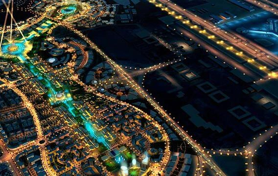 Private: Al Sahan Airport City