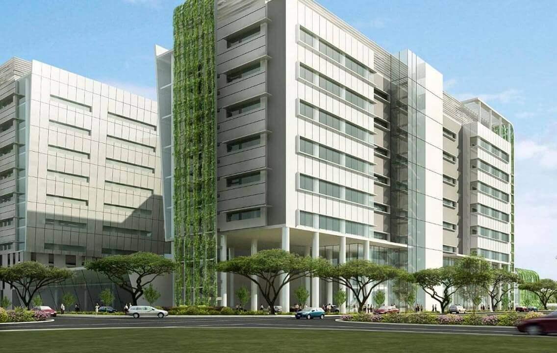 JTC MedTech Hub @ MedTech Park