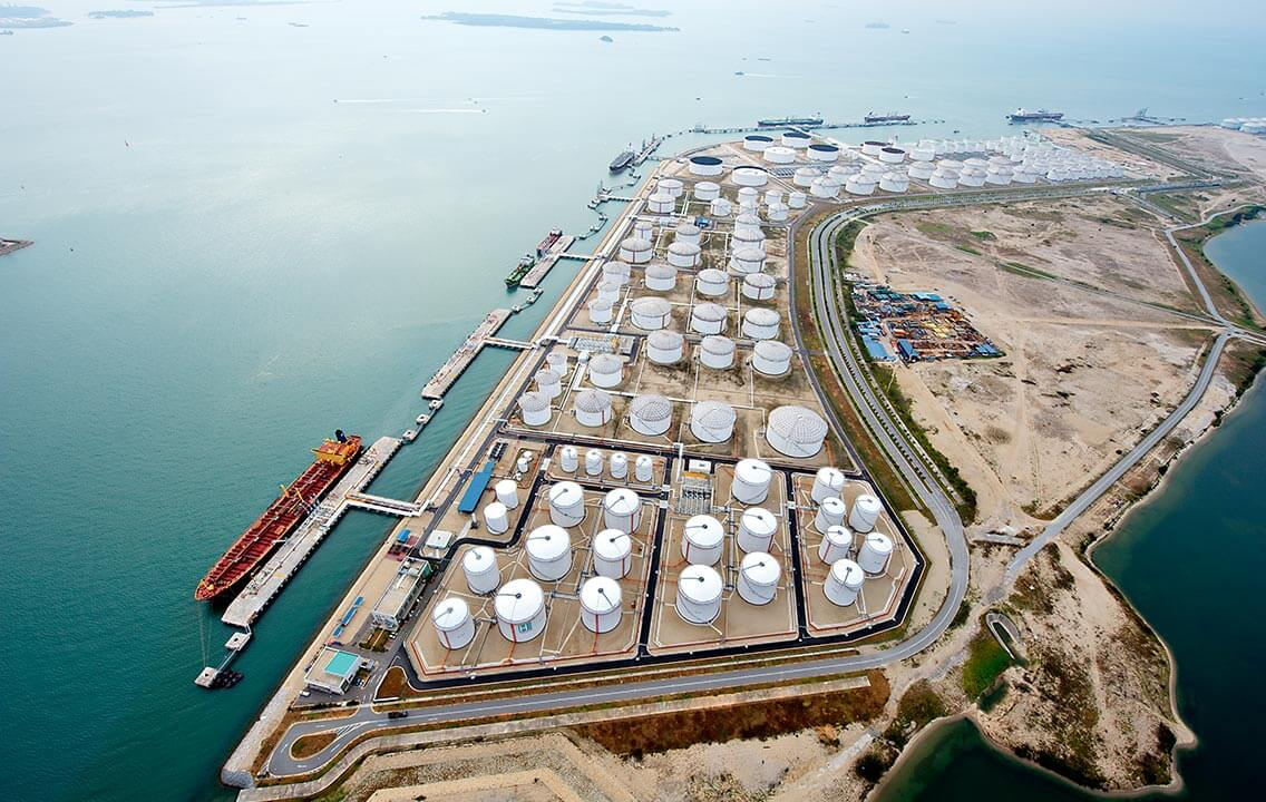 Horizon Bulk Liquid Terminals