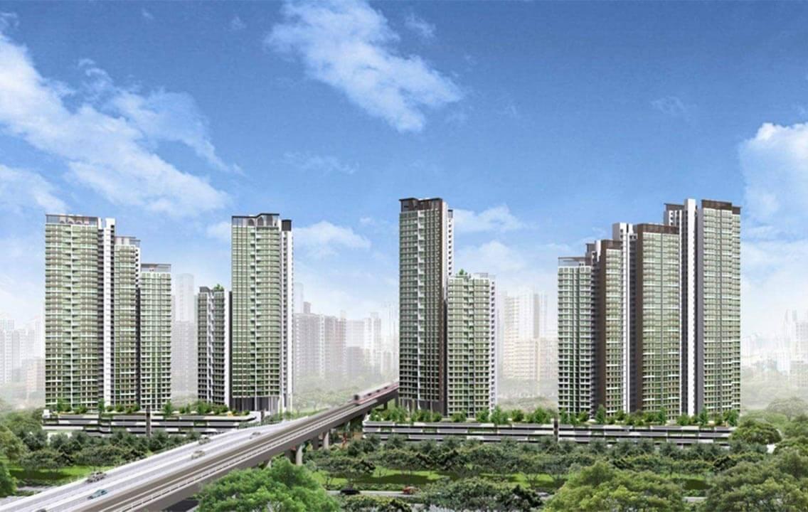 Skyline I & II @ Bukit Batok