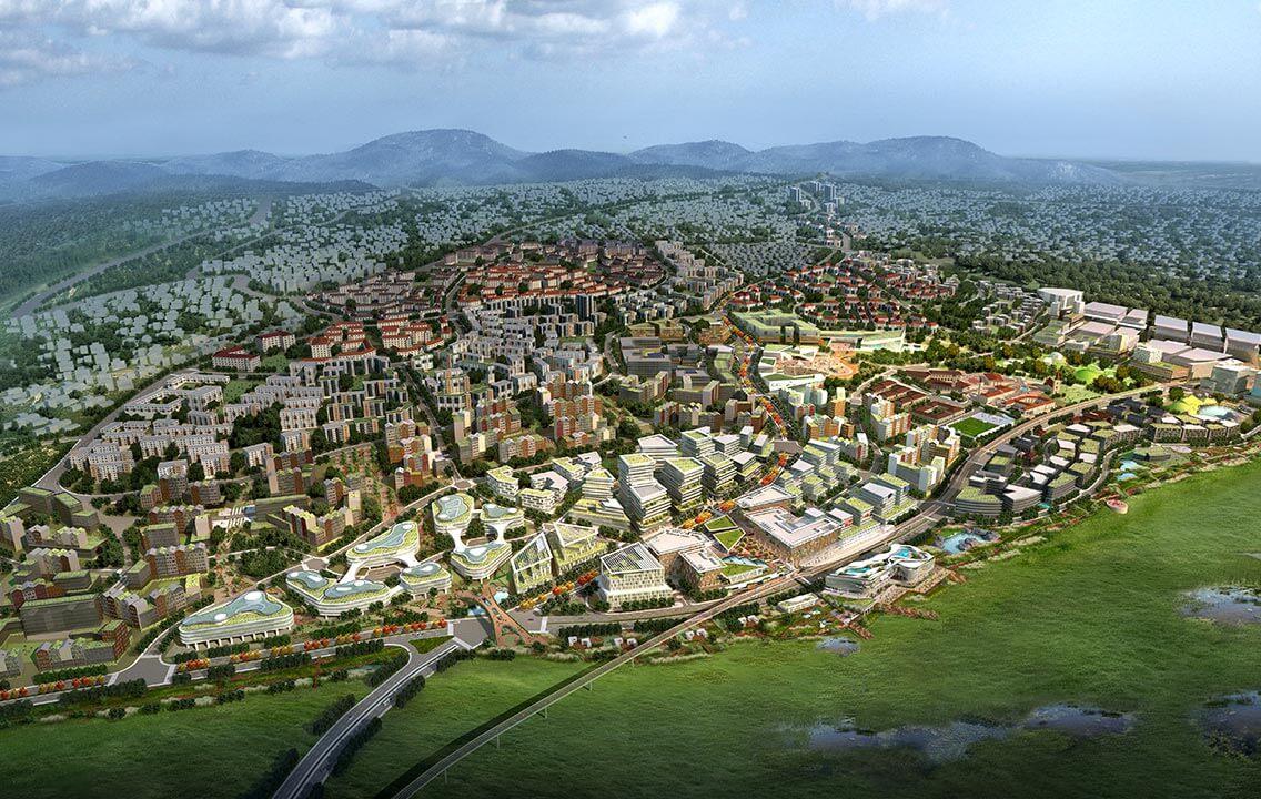 Kigali City Master Plan