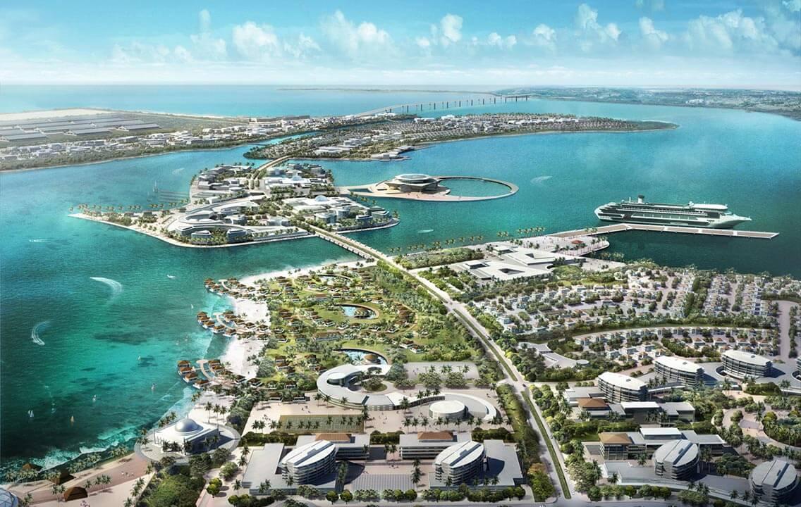 Pulau Muara Besar Master Plan