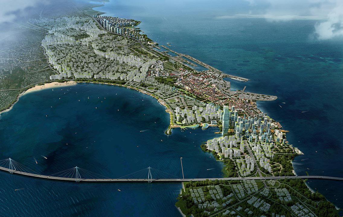 孟买大都市区概念计划