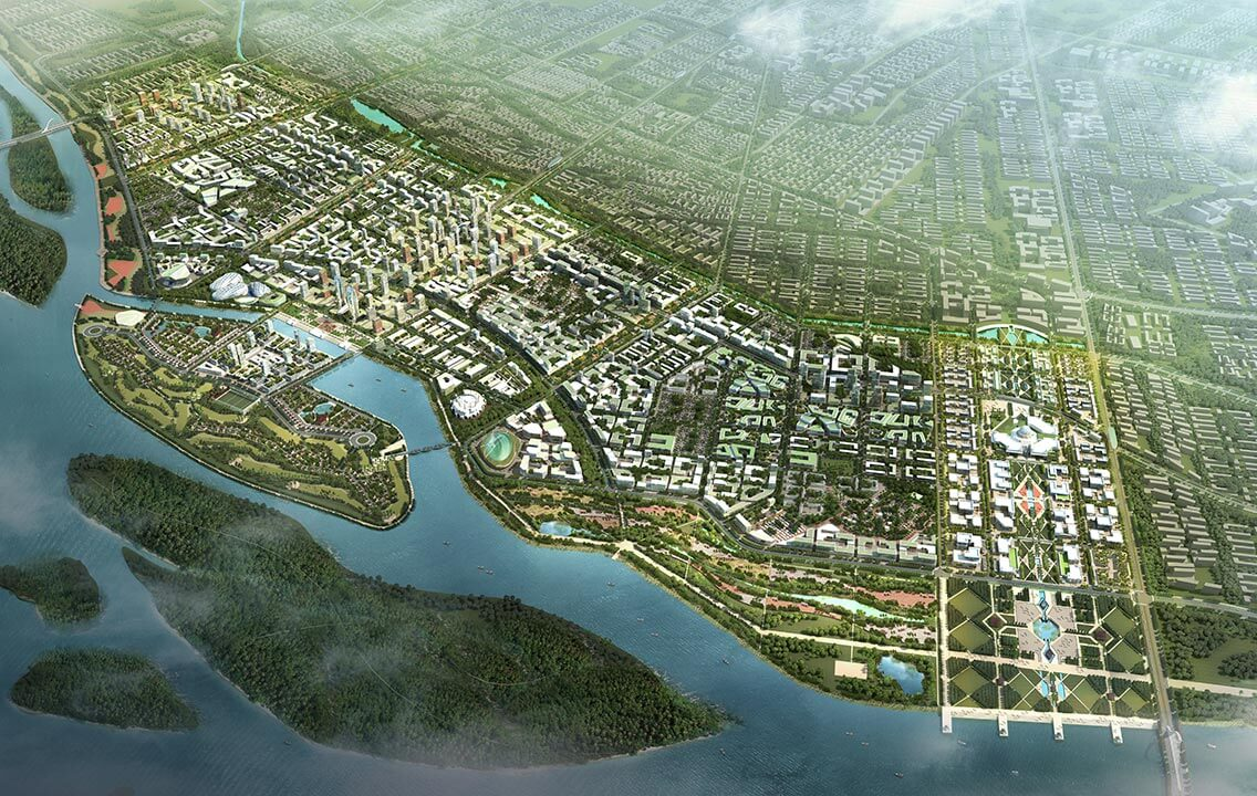 Amaravati, Capital City of Andhra Pradesh
