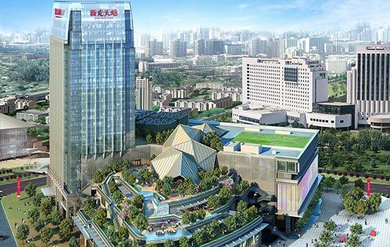 Suzhou Shin Kong Place