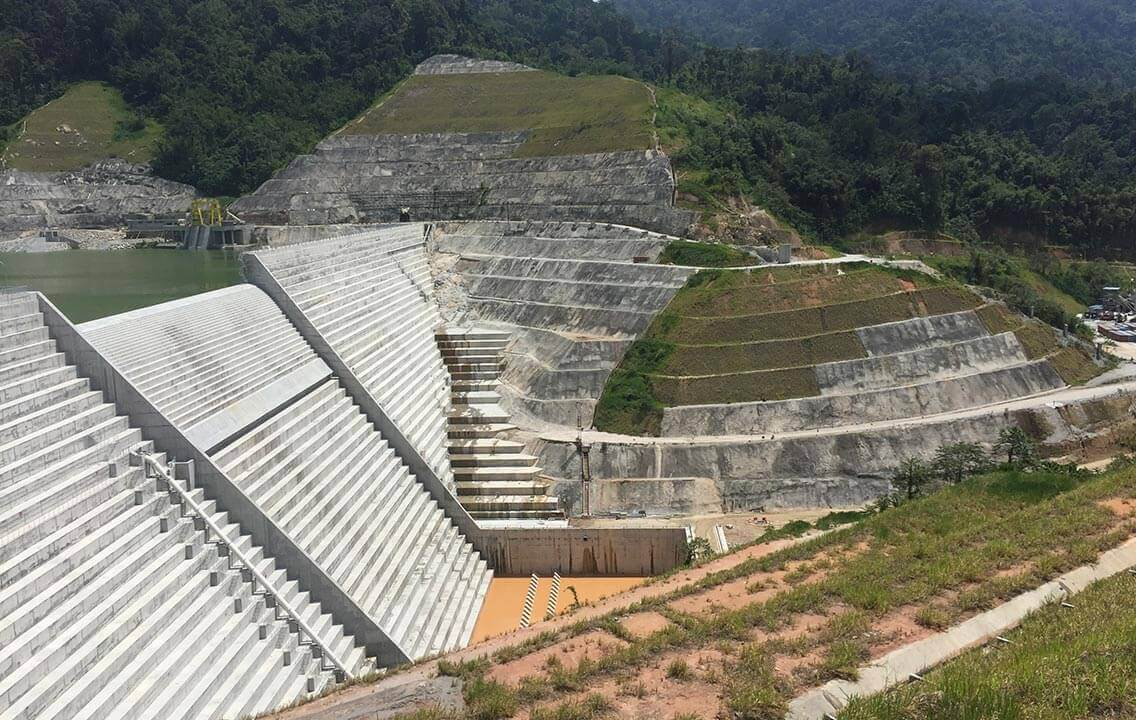 Ulu Jelai Hydroelectric Project