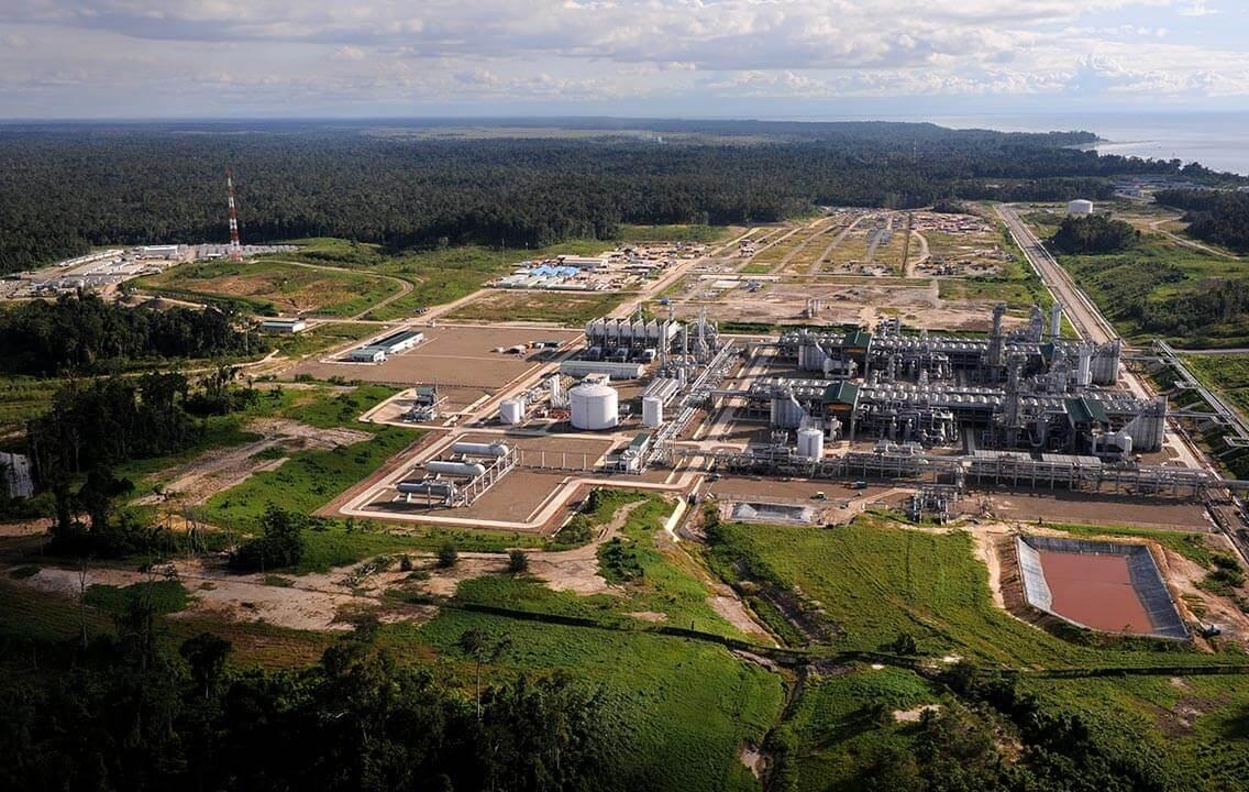 Tangguh LNG Maintenance Management Support