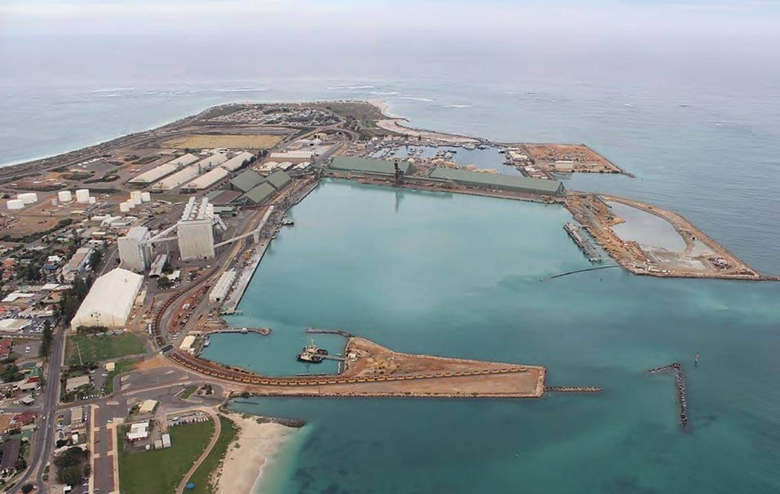 Geraldton Port Asset Condition Assessment