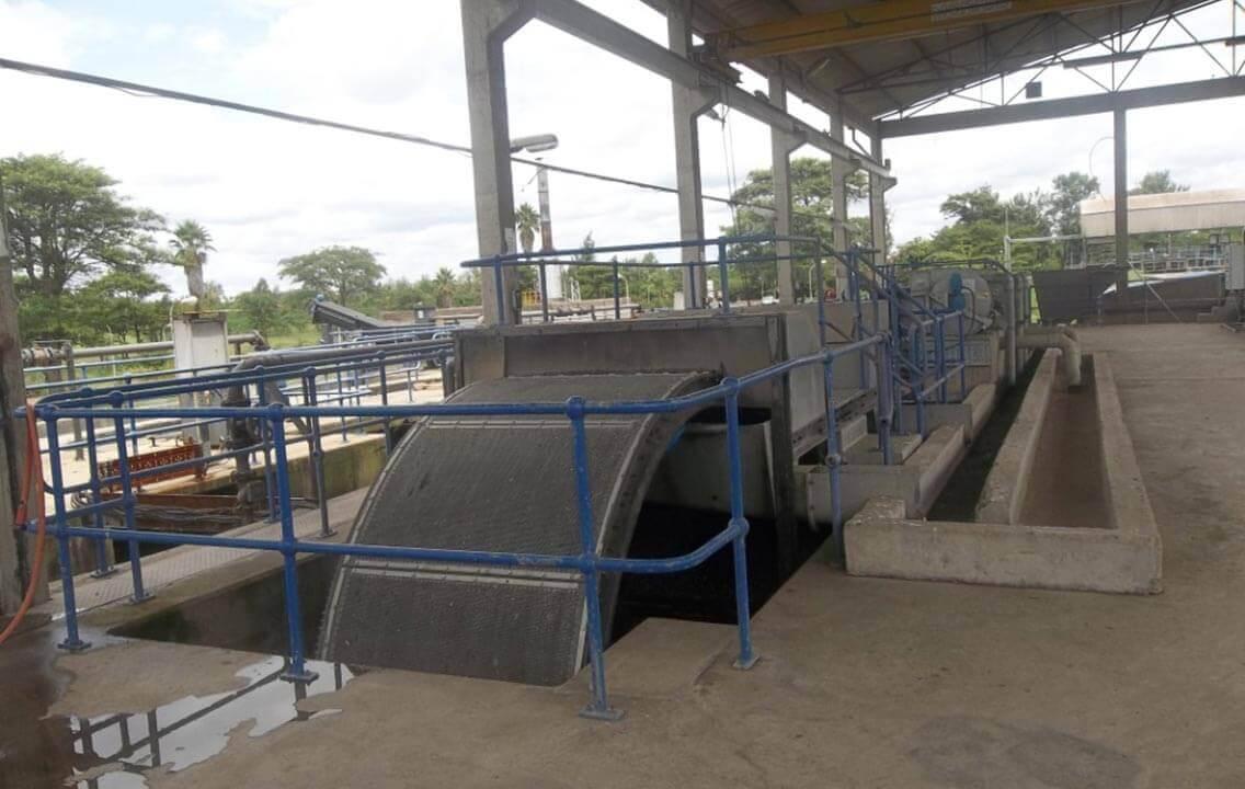 Dandora Sewage Treatment Plant