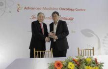 Surbana Jurong reaches project milestone with groundbreaking ceremony of cancer treatment centre