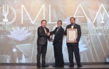 Surbana Jurong's Waterway Ridges bags landscape award in Malaysia