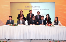 Surbana Jurong Private Limited launched, makes two acquisitions in Singapore & China