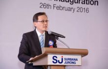SJ Myanmar Brand Inauguration Speech by Mr Teo Eng Cheong