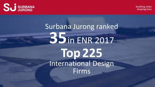 Sj ranked 35 on enr 2017 top 225 international design for Top architecture firms 2017