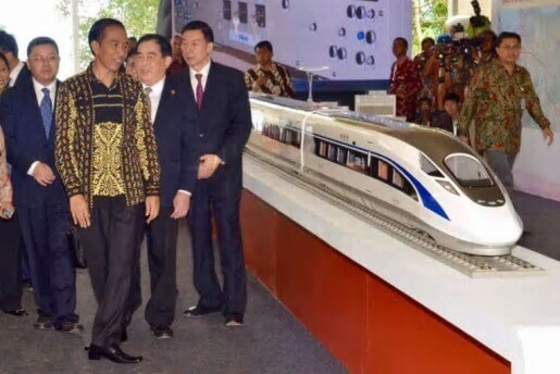 Wallini Highspeed Rail Masterplan