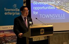 Deepening relations with Townsville community