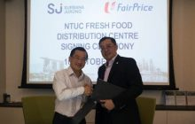 Surbana Jurong to design and build new fresh food distribution centre for NTUC