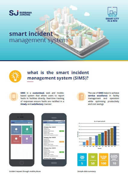 Smart incident management system SIMS smart city solutions
