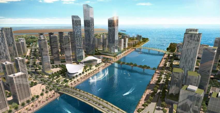 Ancol Bay development management Jakarta