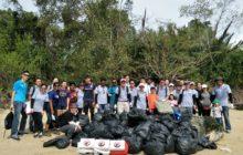 Rewarding day at Chek Jawa coastal clean-up