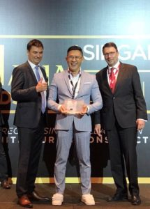 Surbana Jurong BCI Asia Awards architecture firms in Singapore
