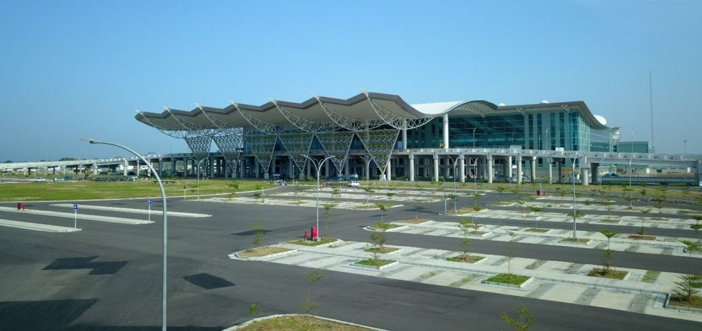 Indonesia feasibility study Kertajati international airport