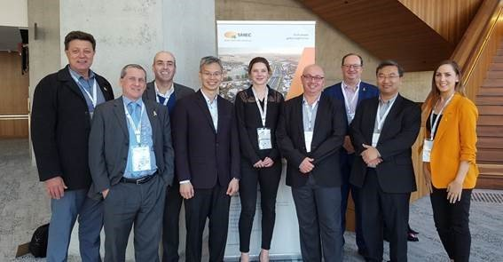 2018 RA-IRF Regional Conference for Asia and Australasia urbanisation smart city solutions