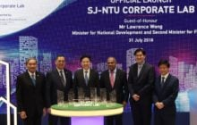 Surbana Jurong, NTU and NRF launch S$61 million joint corporate laboratory to develop sustainable urban and industrial solutions