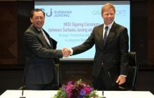 Singapore's Surbana Jurong and GRAPHISOFT SE sign MOU