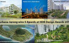 Surbana Jurong wins five HDB Awards