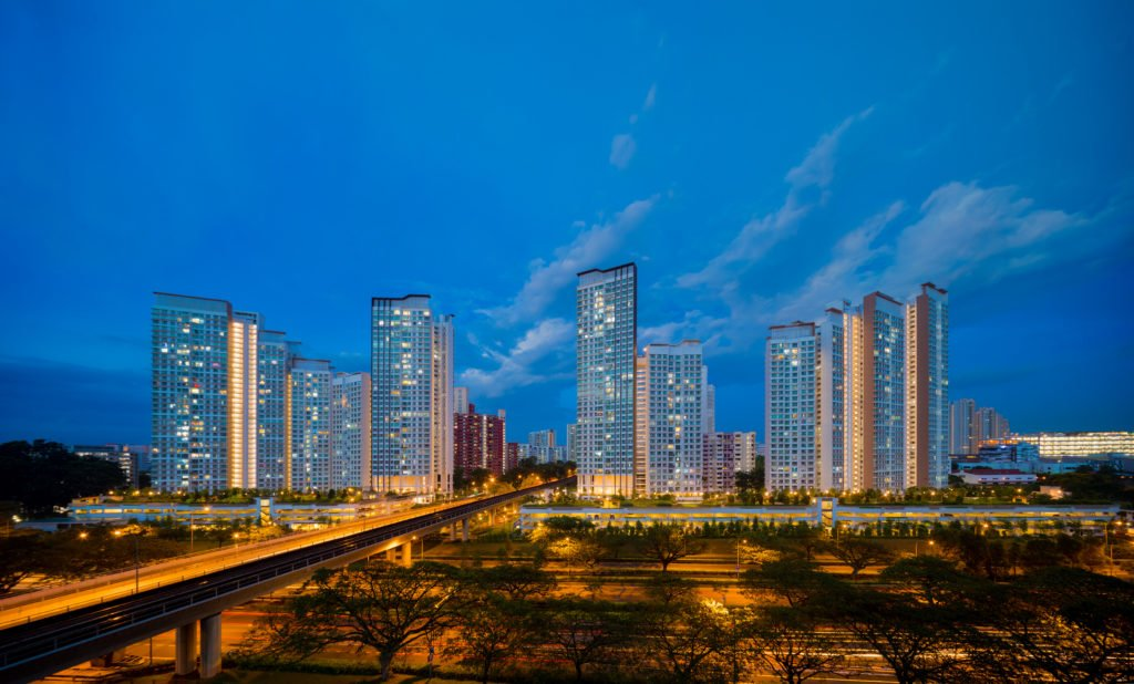 Skyline I & II @ Bukit Batok HDB Awards Design
