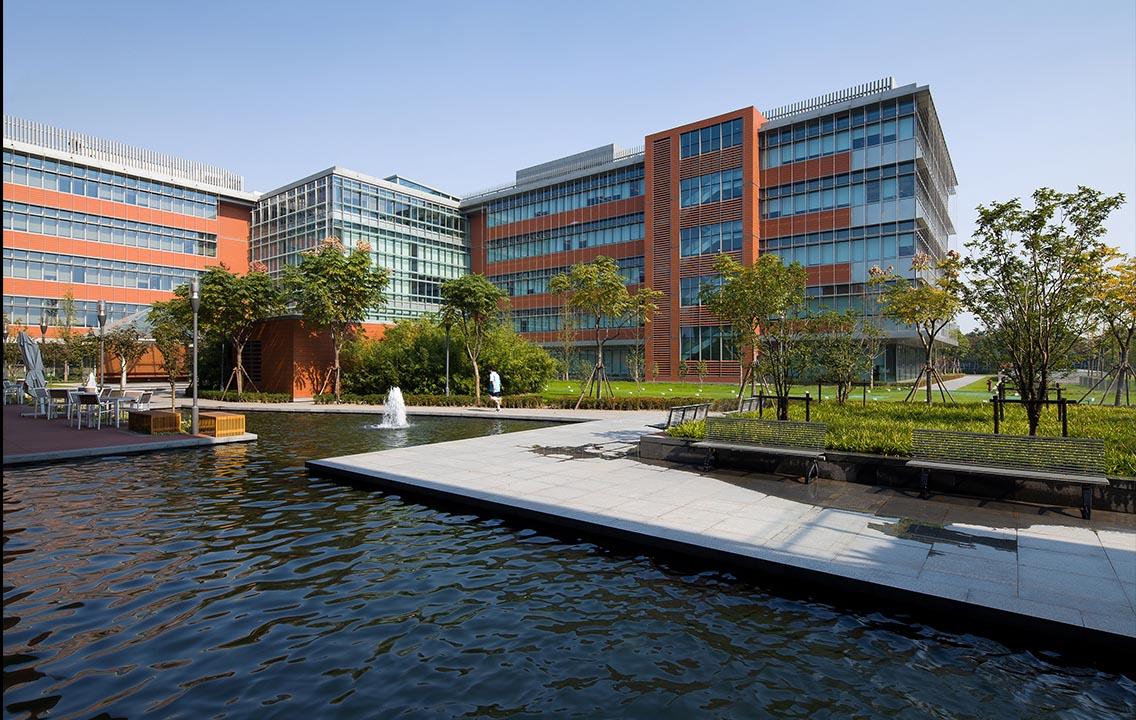 Microsoft Zizhu Campus