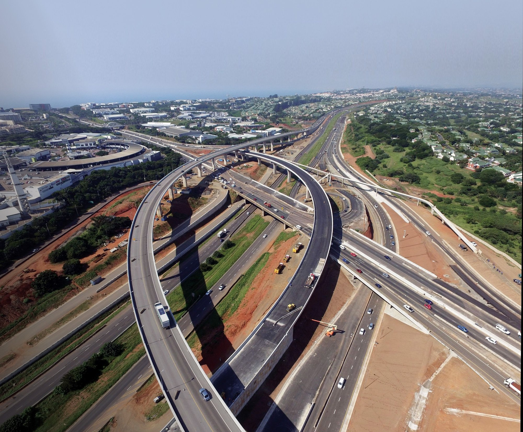 Mount Edgecombe Interchange Upgrade