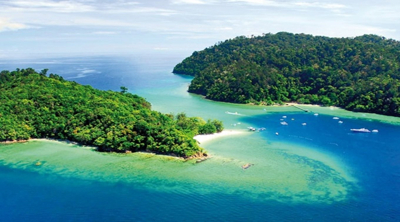 Gaya Island Offshore Development Project