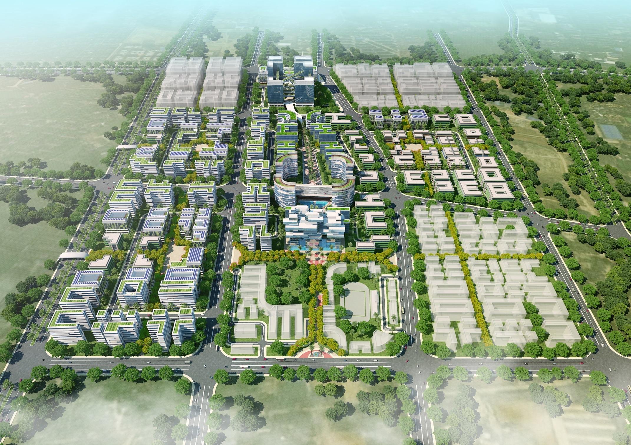 Longping Modern Industrial Park