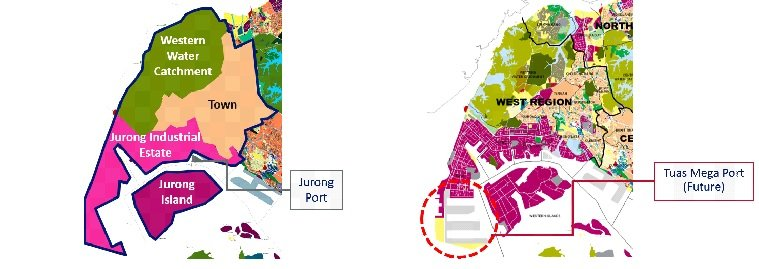 Planning and Development of Singapore's West Region
