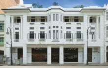 Temasek Shophouse wins 2019 URA Architectural Heritage Awards